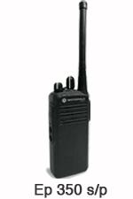 Portátiles Motorola ep-350