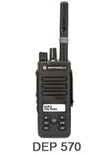 Radios Motorola dep-570