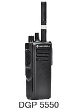 Radios Portátiles Motorola dep-5550