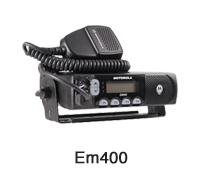 Radios móviles Motorola