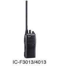 Radios portátiles Icom