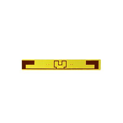 Tag Adherible RFID Automóvil C con PRO12RF.