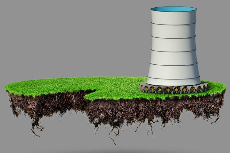 Torre-gigante-para-producir-energia-eolico-solar